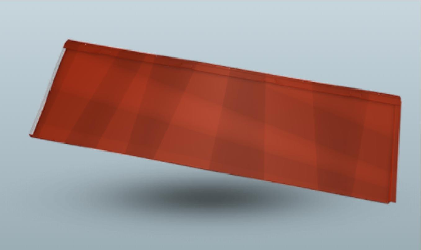 Panneau de toiture FX.12