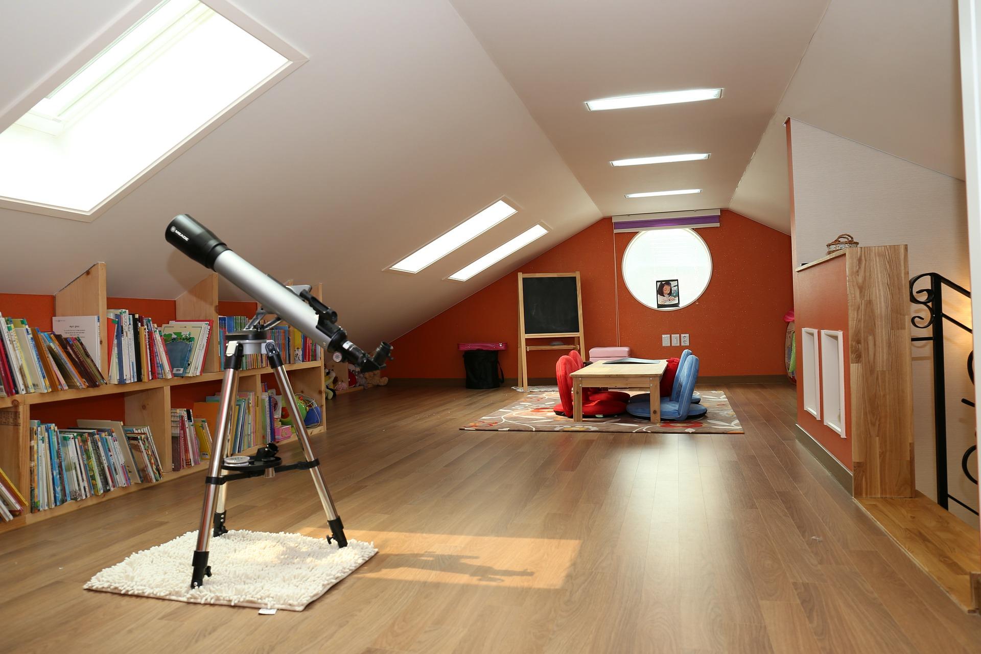 sarking aménagement combles a travers toit